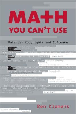 Math You Can't Use Patents, Copyright
