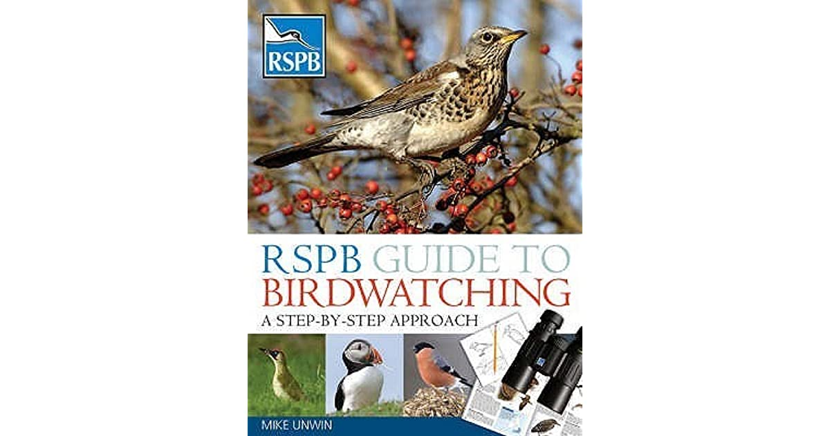 Rspb Guide To Birdwatching A Step By Approach David Chandler