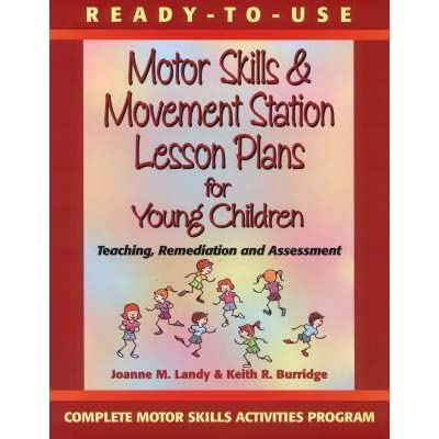 lesson plan for younger children