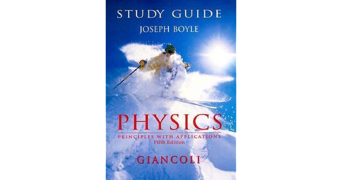 Giancoli Physics Book