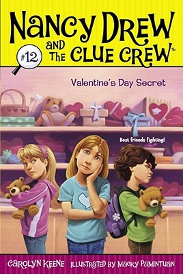 Valentine's Day Secret (Nancy Drew and the Clue Crew, #12)