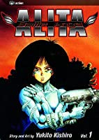 Battle Angel Alita, Volume 1 (Battle Angel Alita (Graphic Novels))