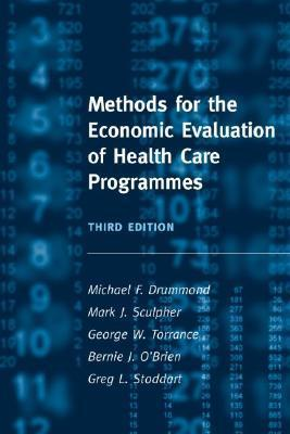 Methods for The Economic Evaluation of Health Care