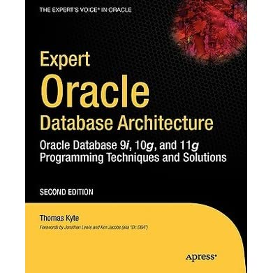 Oracle database architecture 11g pdf expert