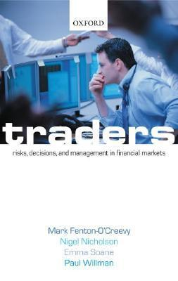 Traders - Risks, Decisions And Management In Financial Markets (2005)