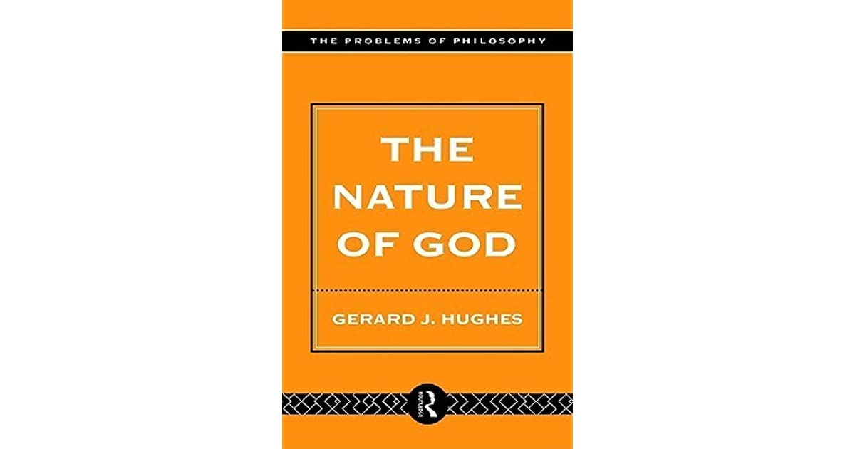 the nature of god hughes gerard