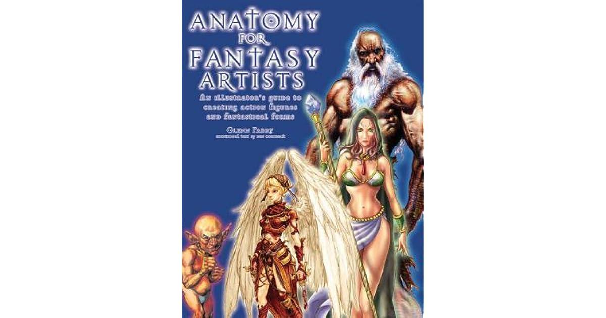 glenn fabry anatomy for fantasy artists