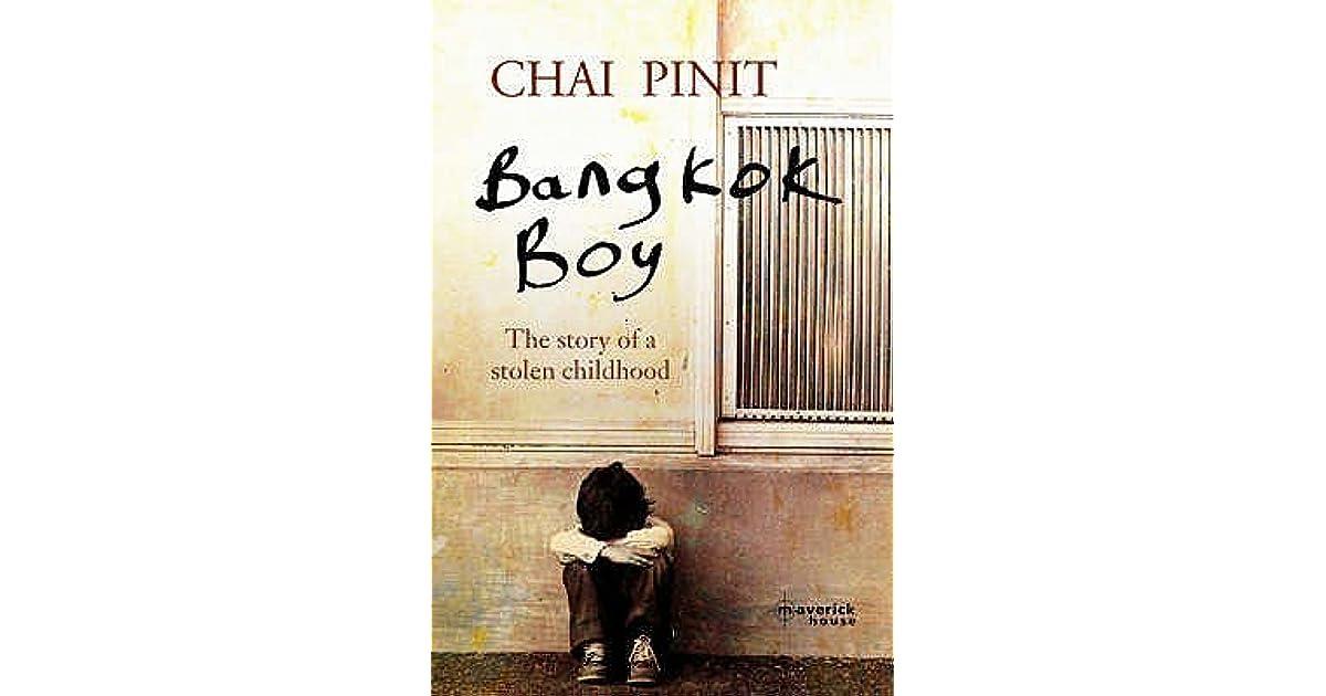 Bangkok Boy By Chai Pinit