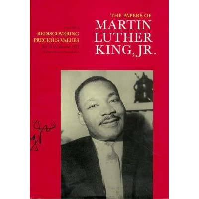 Essays on martin luther king jr