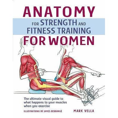 Anatomy And Strength Training For Women By Mark Vella