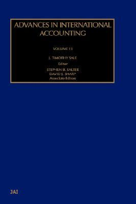 Advances In International Accounting, Volume 15