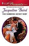 The Sabbides Secret Baby by Jacqueline Baird