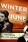 Winter in June (Rosie Winter Mystery, #3)