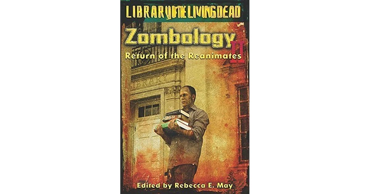 Zombology: A Zombie Anthology