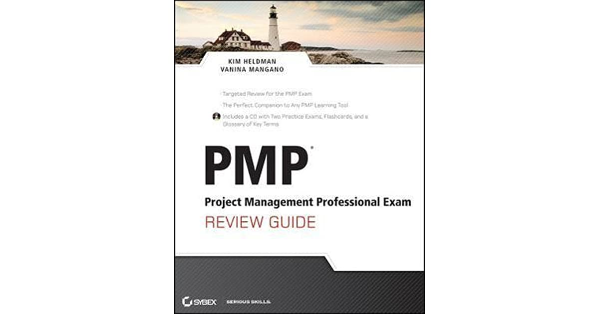 Pmp Project Management Professional Exam Review Guide With Cdrom