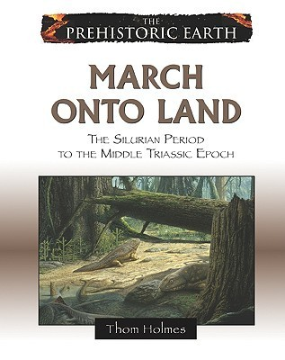 holmes t march onto land the silurian period to the middle t