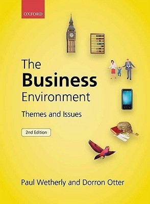 The Business Environment Themes and Issues  2nd Edition