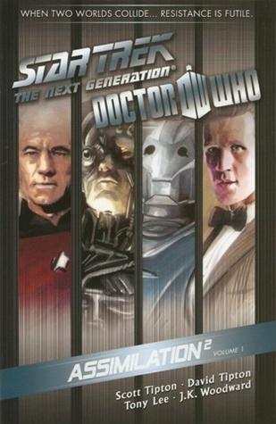 Star Trek: The Next Generation / Doctor Who: Assimilation2, Volume 1