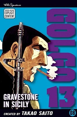 Golgo 13, Vol. 8: Gravestone in Sicily