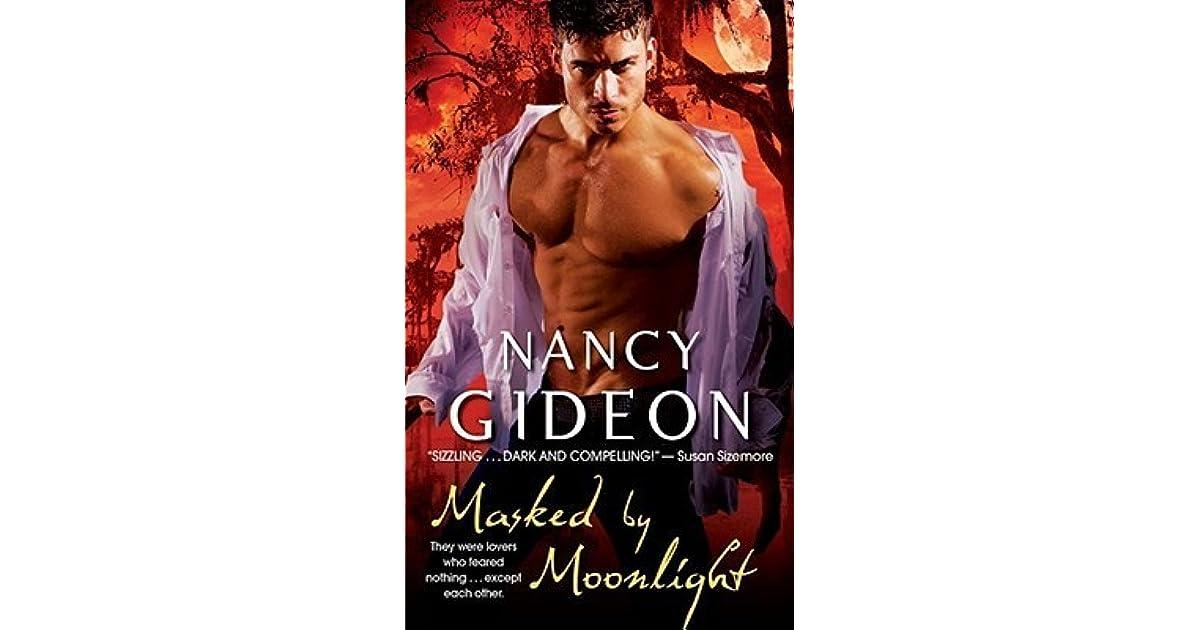 Masked By Moonlight Moonlight 1 By Nancy Gideon