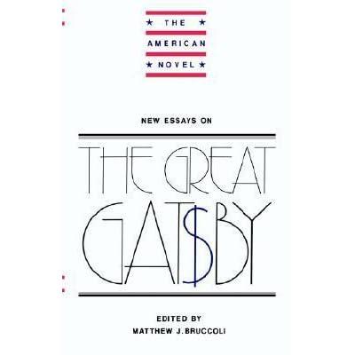 higher english essays great gatsby