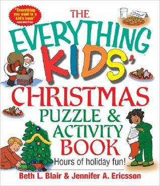 the everything kids christmas puzzle and activity book