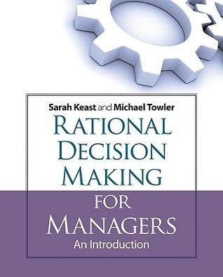 rational decision making for manager
