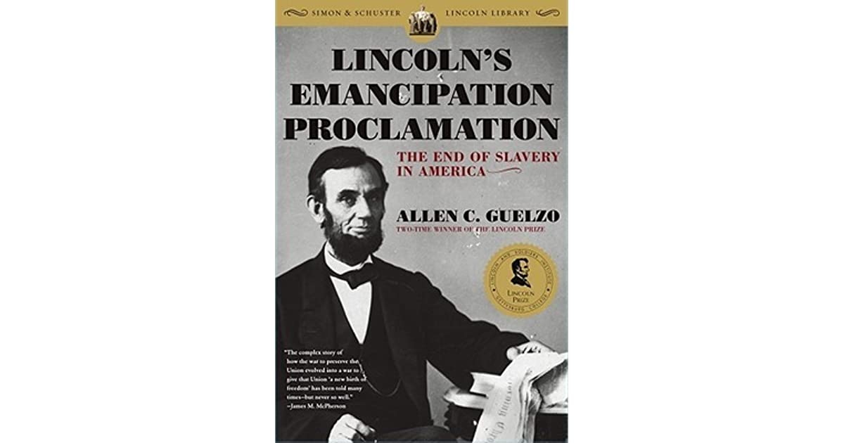 The Emancipation Proclamation Would You Do What Lincoln Did What Would You Do