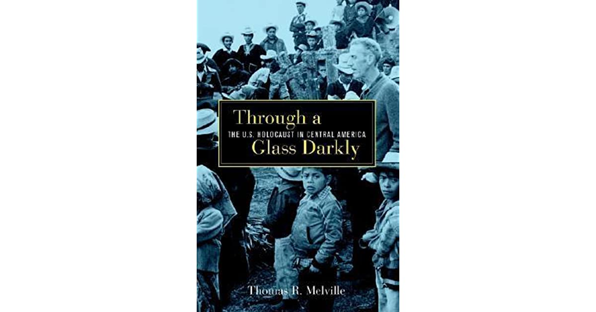 Through a glass darkly by thomas melville fandeluxe Image collections