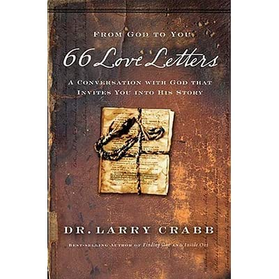 66 Love Letters: A Conversation with God That Invites You
