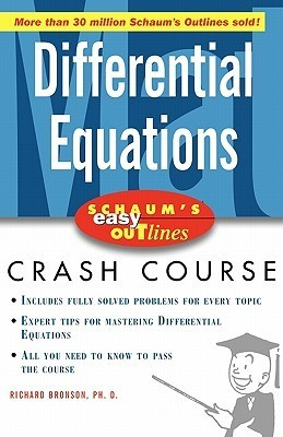 outline of theory and problems of differential equations