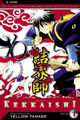 Kekkaishi, Vol. 01