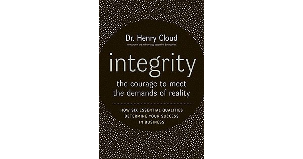 the courage to lead harris james henry