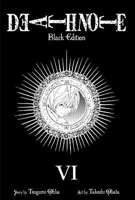 Death Note: Black Edition, Vol. 6