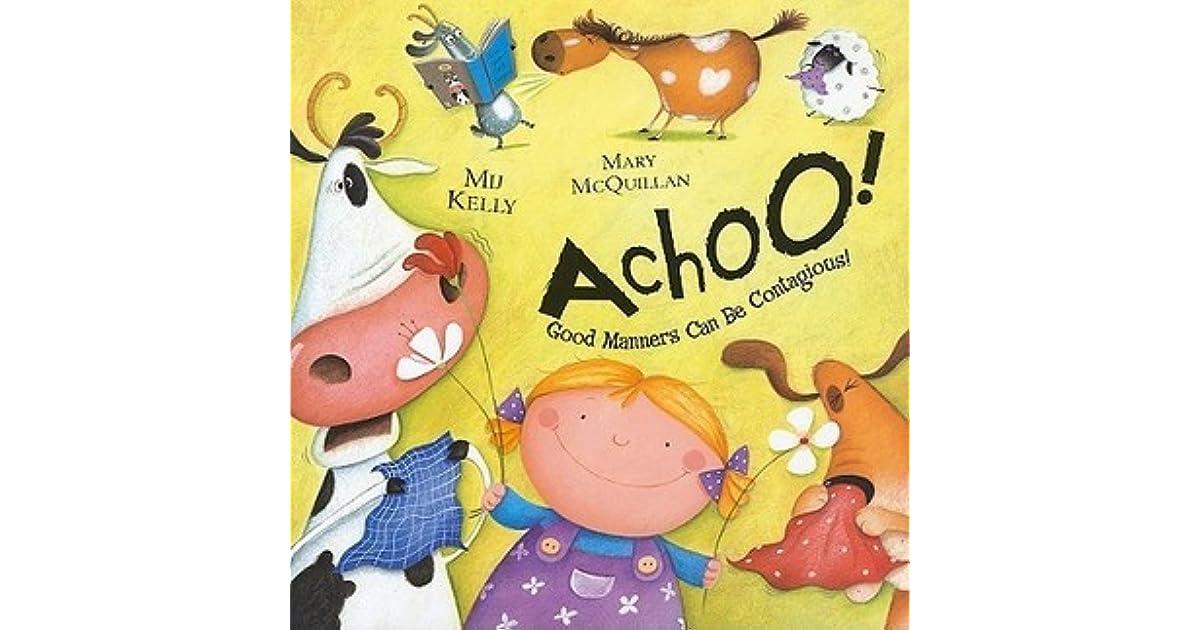 Achoo! by Virginie Morgand (2016, Hardcover)