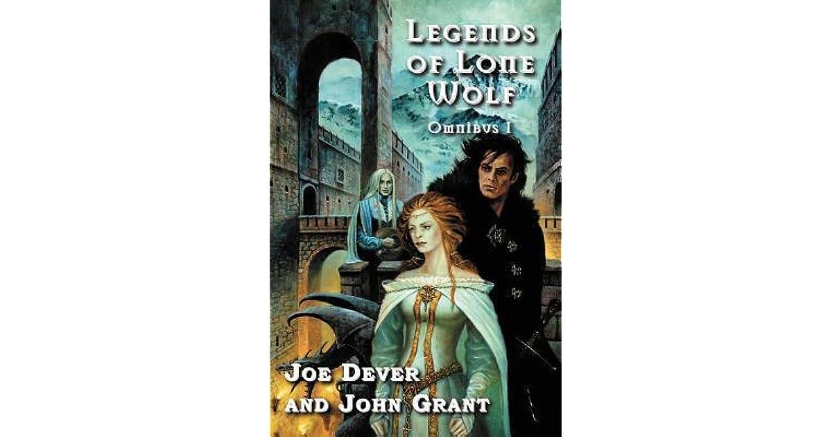 Legends Of Lone Wolf Omnibus 1 By Joe Dever