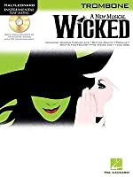 Wicked: Trombone Play-Along Pack
