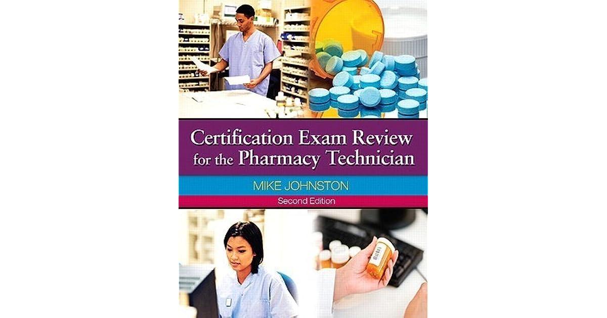 Pharmacy Technician Exam - amazon.com