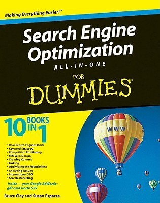 Search Engine Optimization All-in-one Desk Reference for Dummies (ISBN - 04