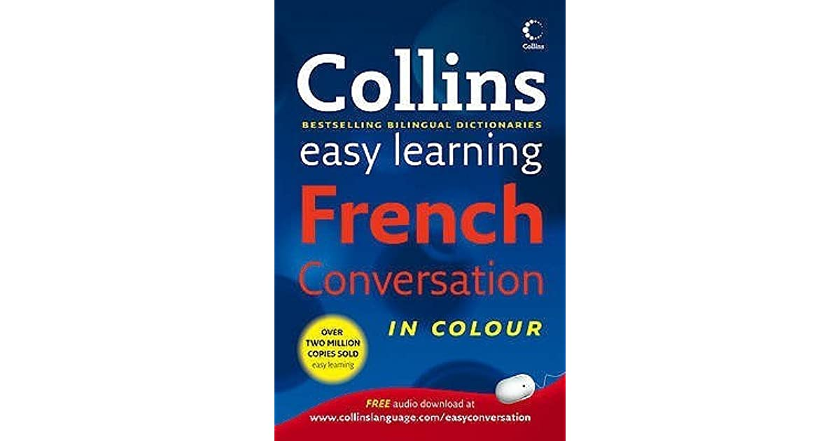 Collins Easy Learning French Conversation by Collins