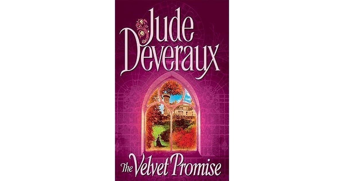 The Velvet Promise By Jude Deveraux