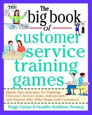 The Big Book if customer service games