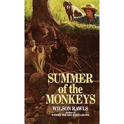 the nature of the force of the conflict which jay berry encouters in the novel summer of the monkeys Dean koontz - a novel in which a malevolent demonic force kills off the majority to revert to nature novel is devastated by nuclear conflict novel: 1996.