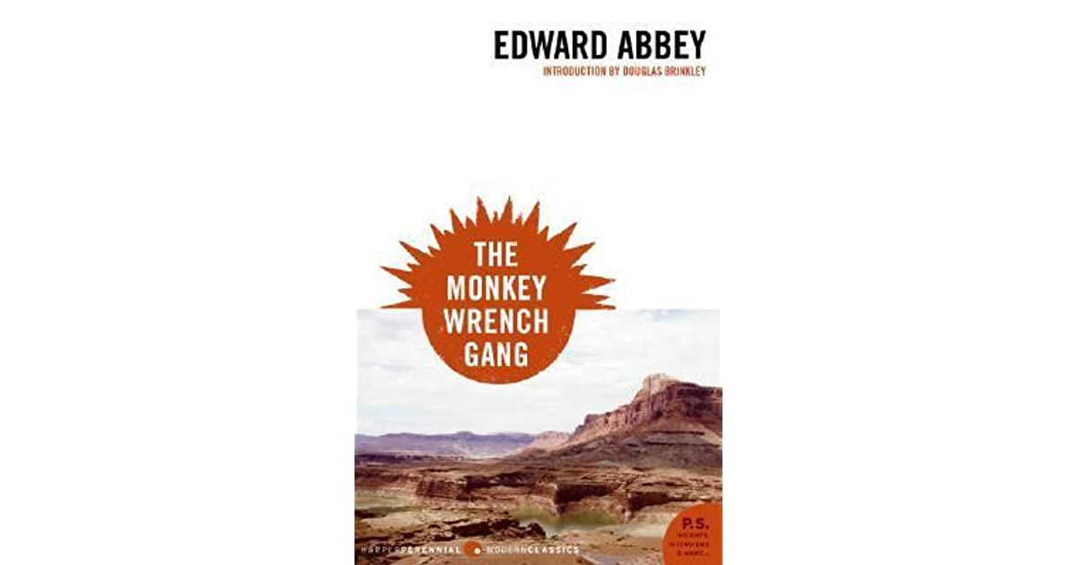 eco defense by edward abbey