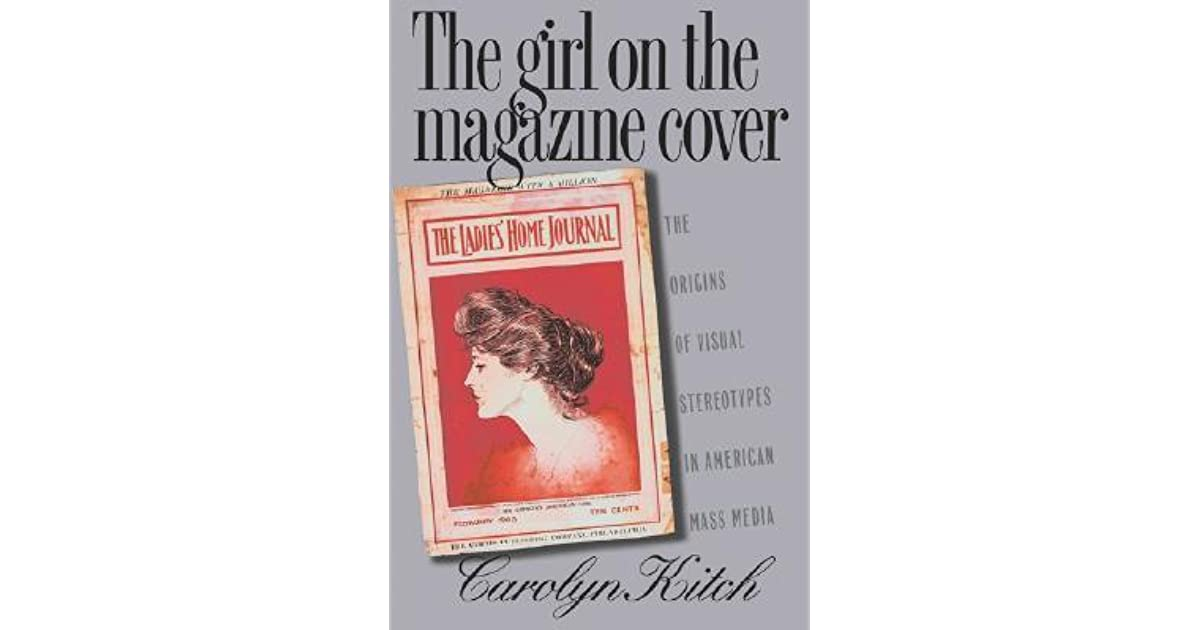 Girl On The Magazine Cover By Carolyn Kitch