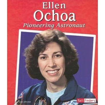 Ellen Ochoa life and biography