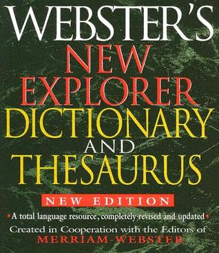 Merriam-webster's Dictionary And Thesaurus by Merriam-Webster
