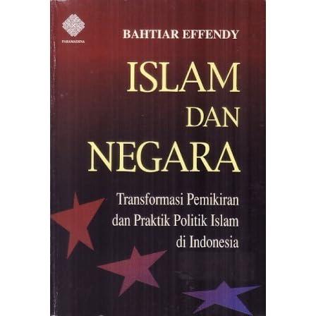 Pdf Buku Politik Islam Indonesia