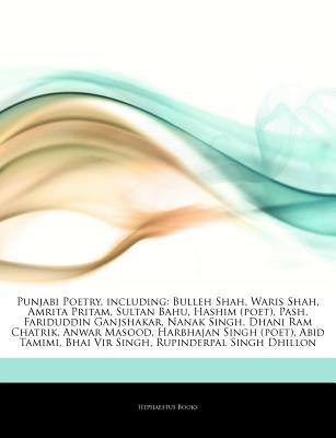Articles on Punjabi Poetry, Including: Bulleh Shah, Waris Shah