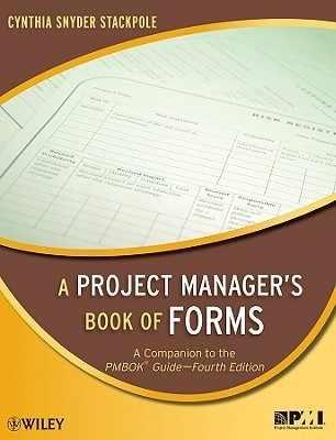 a project manager's book of